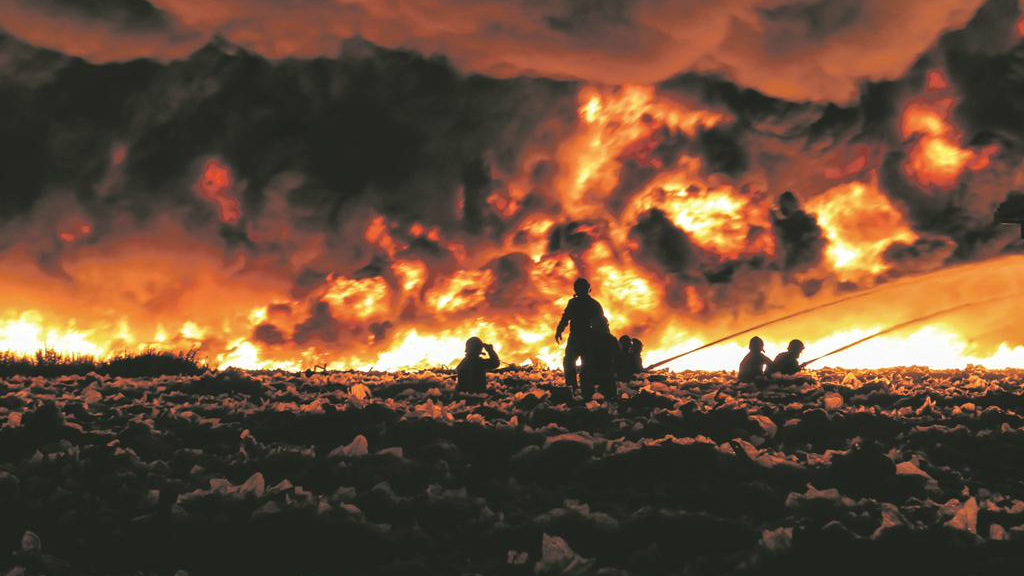 Defra will not review sky lanterns following Smethwick fire