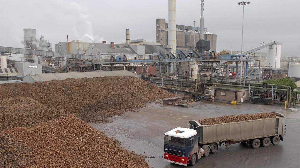 British Sugar says offer 'competitive'