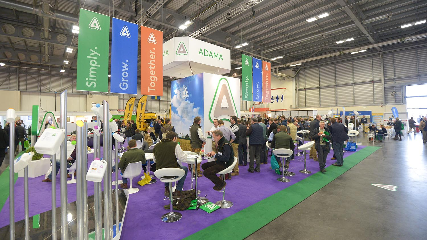 CropTec 2014 hears call for arable costs reassessment