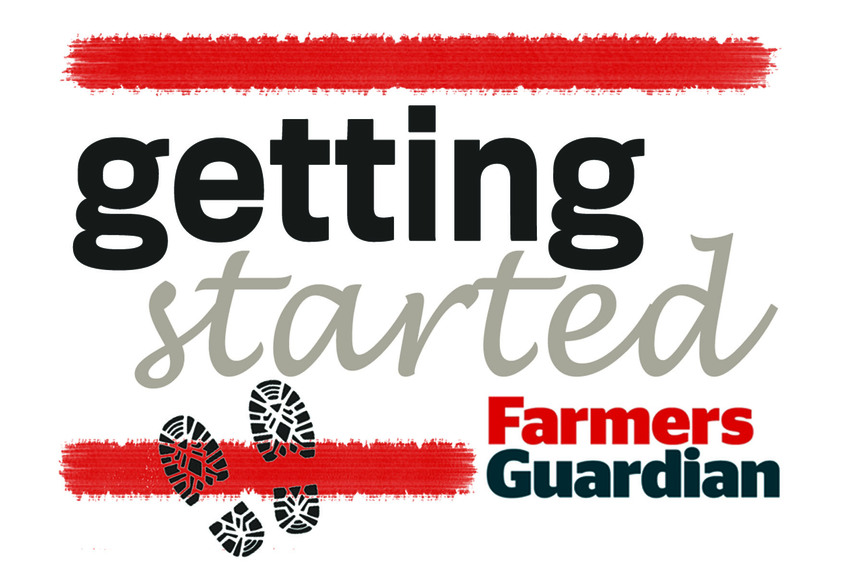 Getting started in farming