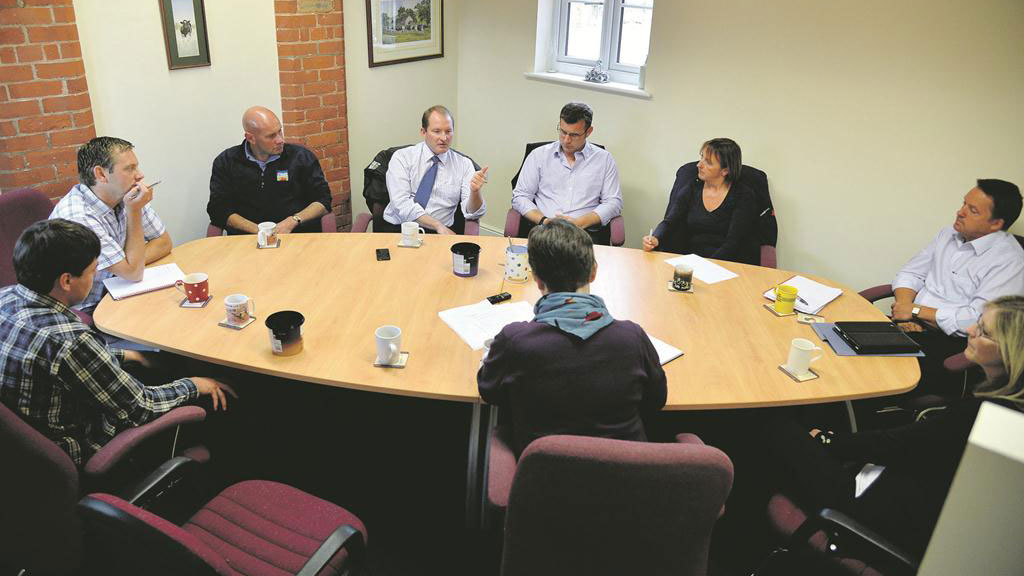 The Business of Farming round table discussion: Getting more people into agriculture
