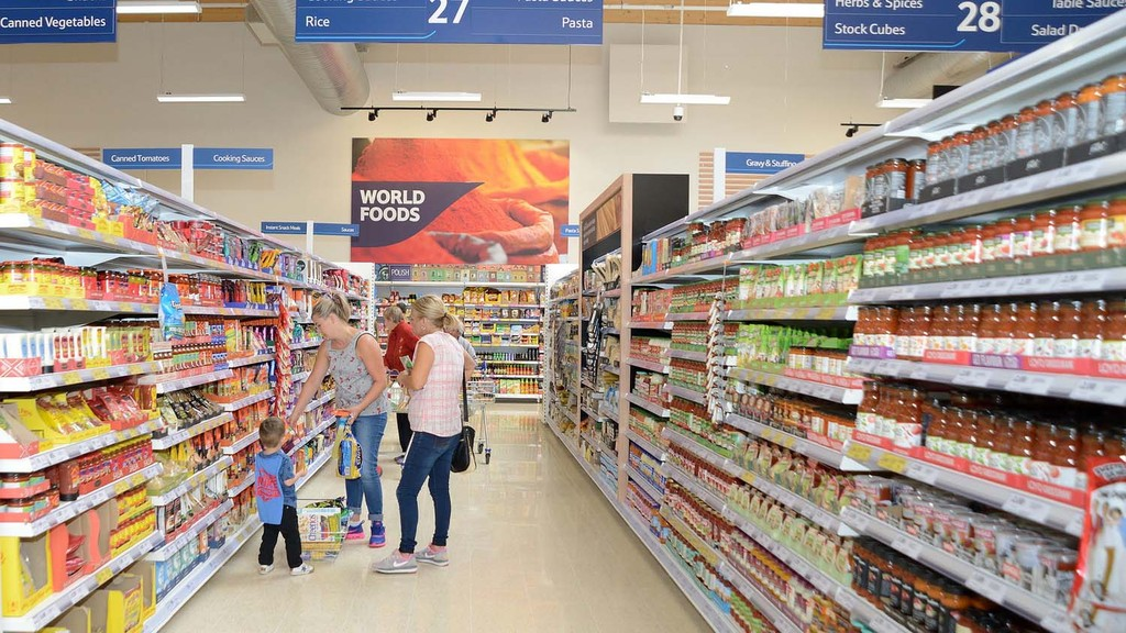 Shoppers remain confident despite Brexit food price rises