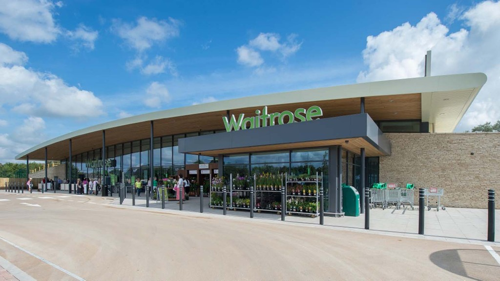 Farmer wins campaign to get Waitrose to sell milk in 'food to go' section