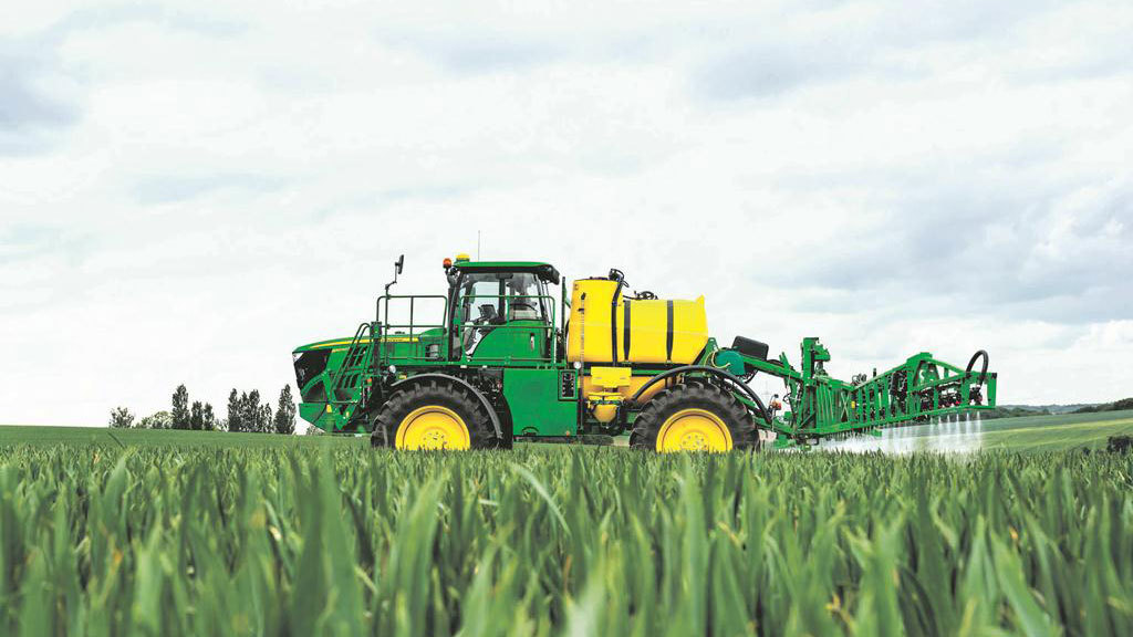 What to see at CropTec 2014