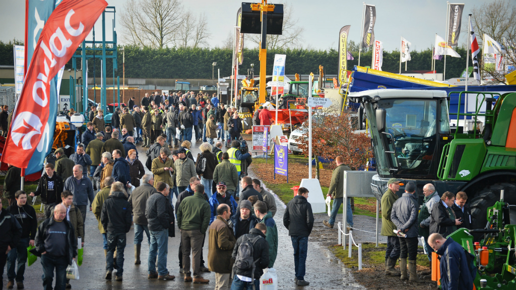 LAMMA 2015: Show looks to deliver yet another record year