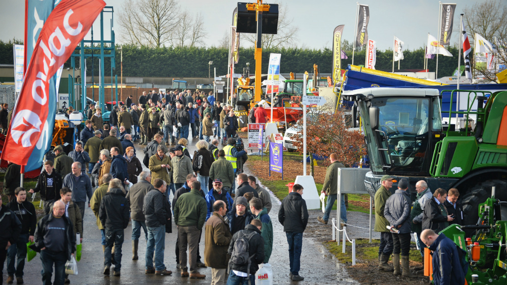 What to see at LAMMA 2015