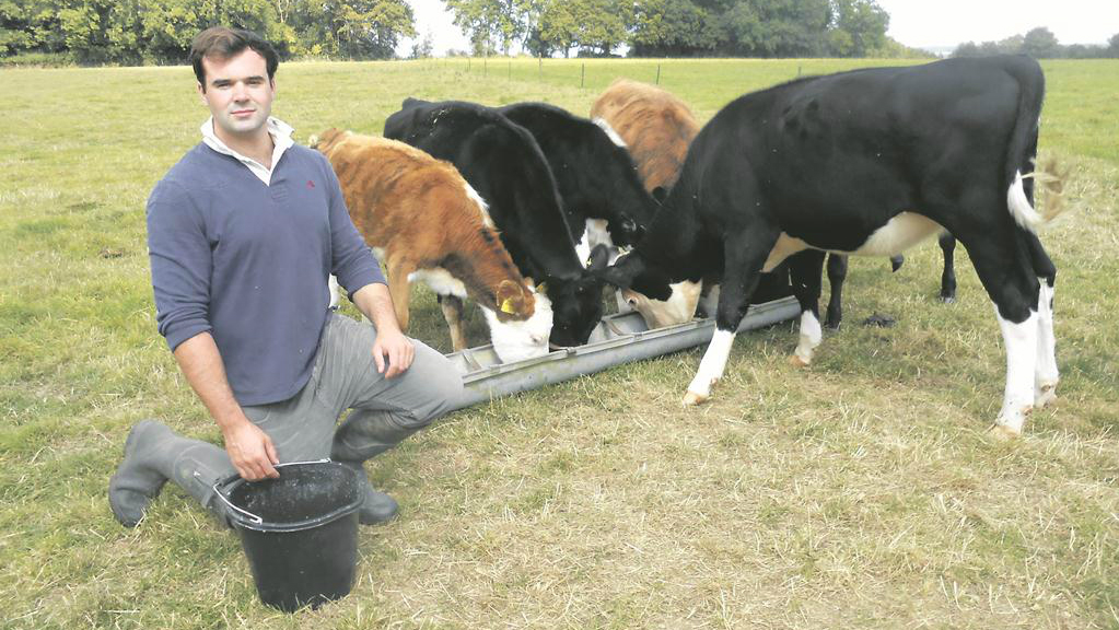 Harper Adams student embraces crowdfunding to start own farm