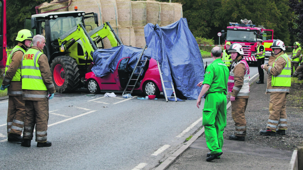 New campaign aims to cut death toll on rural roads