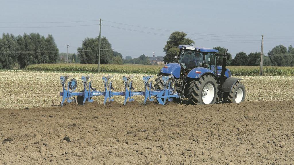 Top tips on improving your ploughing practices