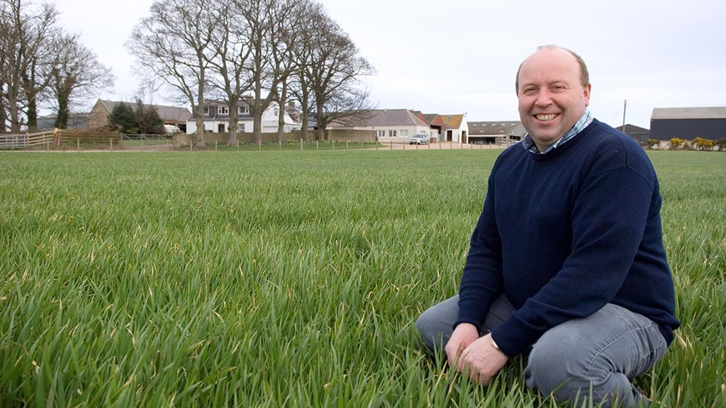 Talking Arable with Iain Green: What a difference a month of good weather can make!