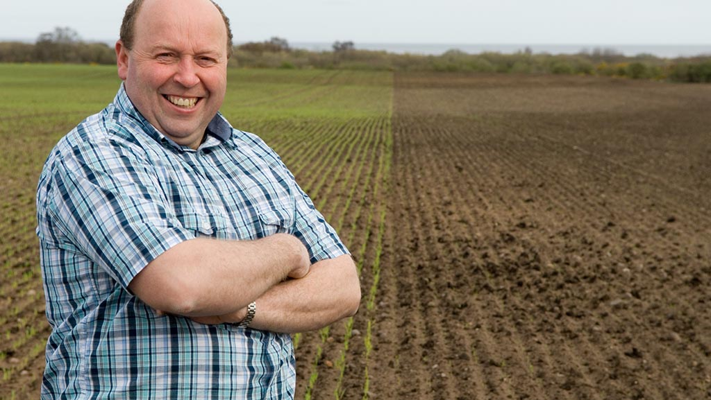 Talking arable with Ian Green: Spreading the risk
