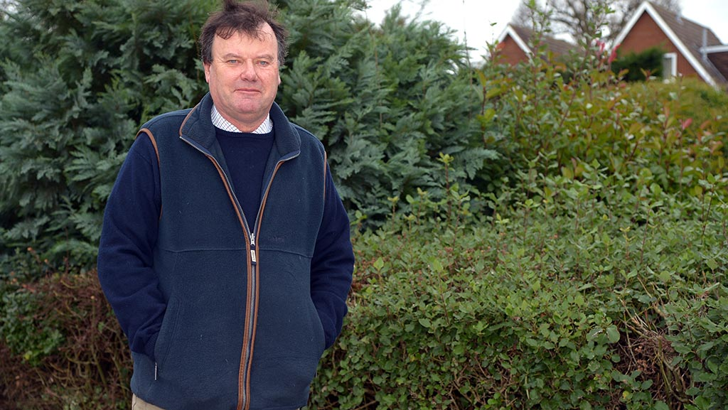 Talking Arable with Jim Bullock: Early February is not a good time to be looking at crops