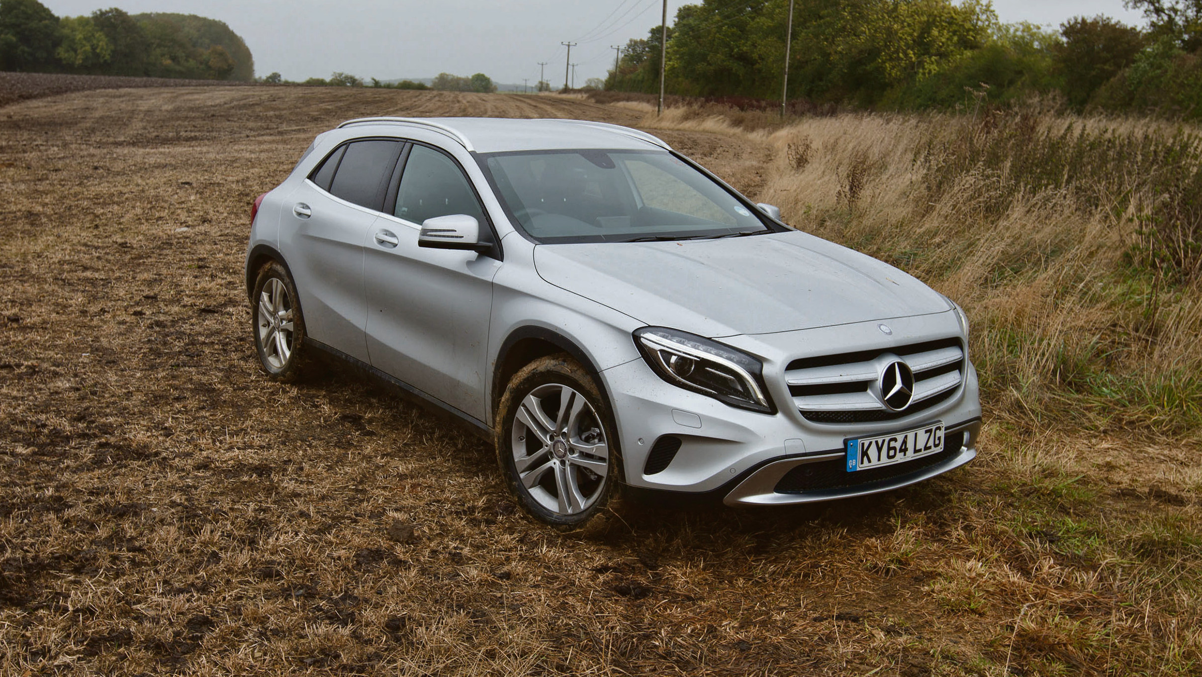 Road test: Classy crossover from Mercedes