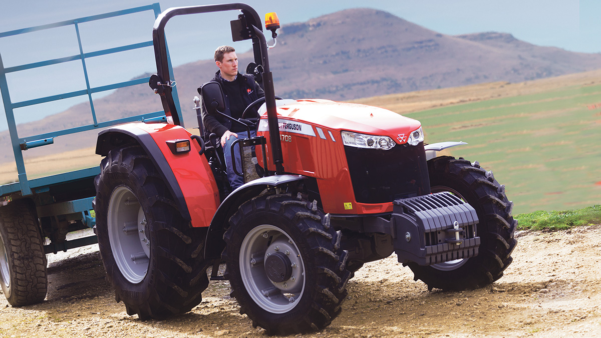 LAMMA 2015: Sneak peek at machinery on show