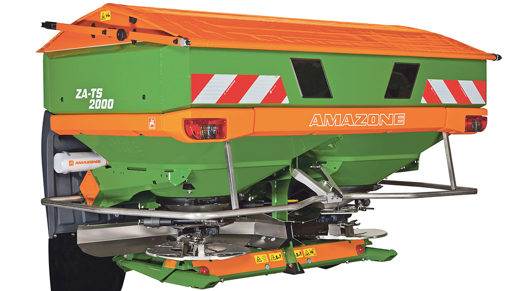 Clever mechanical spreaders