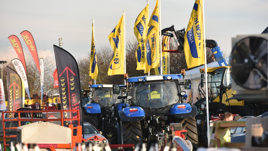 LAMMA 2015 kicks off to a great start