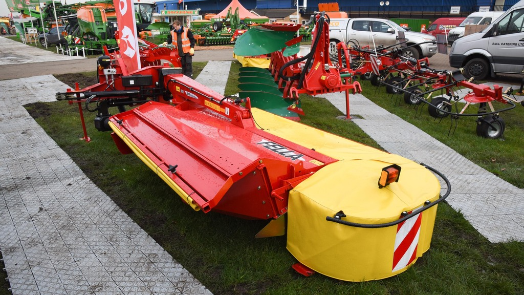Reco Fella SM 3570 TL KC mower