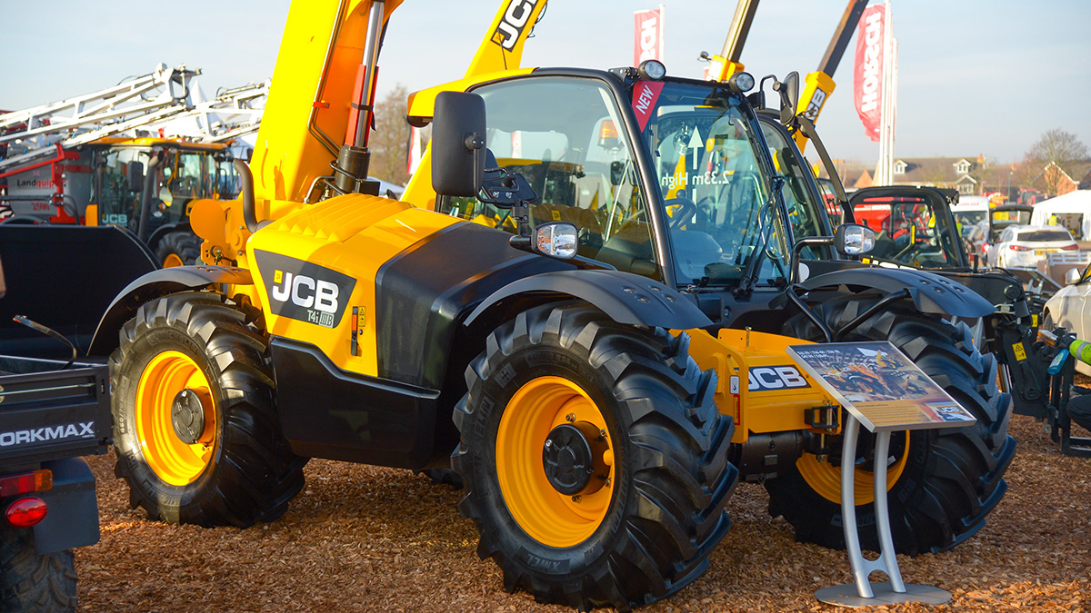 JCB 560-80 Agri Plus