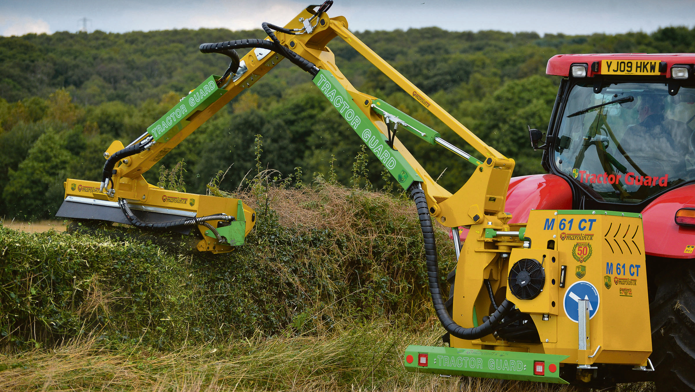 On test: Marolin UK's alternative to mainstream hedgecutters