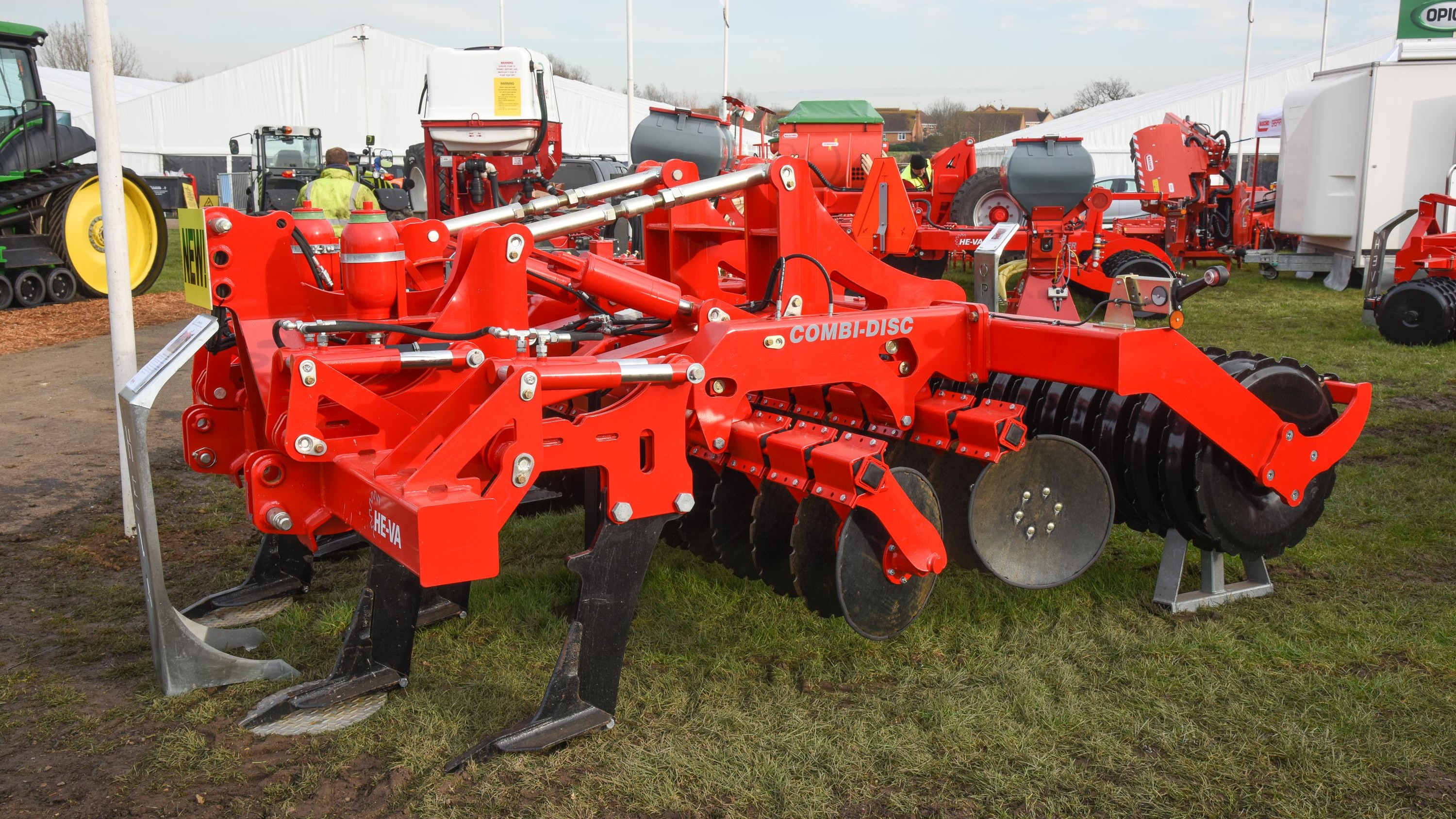 LAMMA 2015: Arable equipment