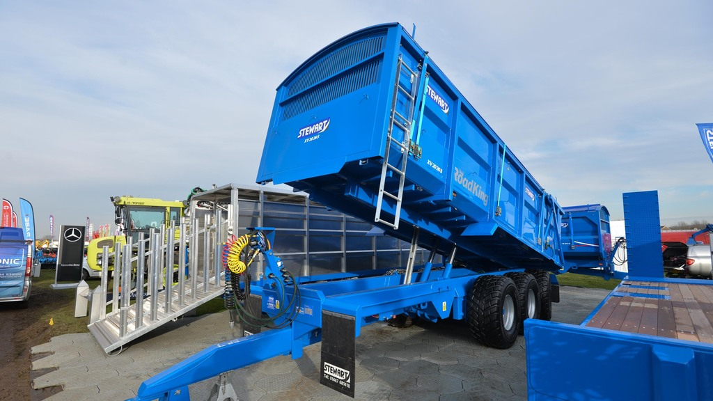 Stewart Trailers: East Anglia and Leicestershire