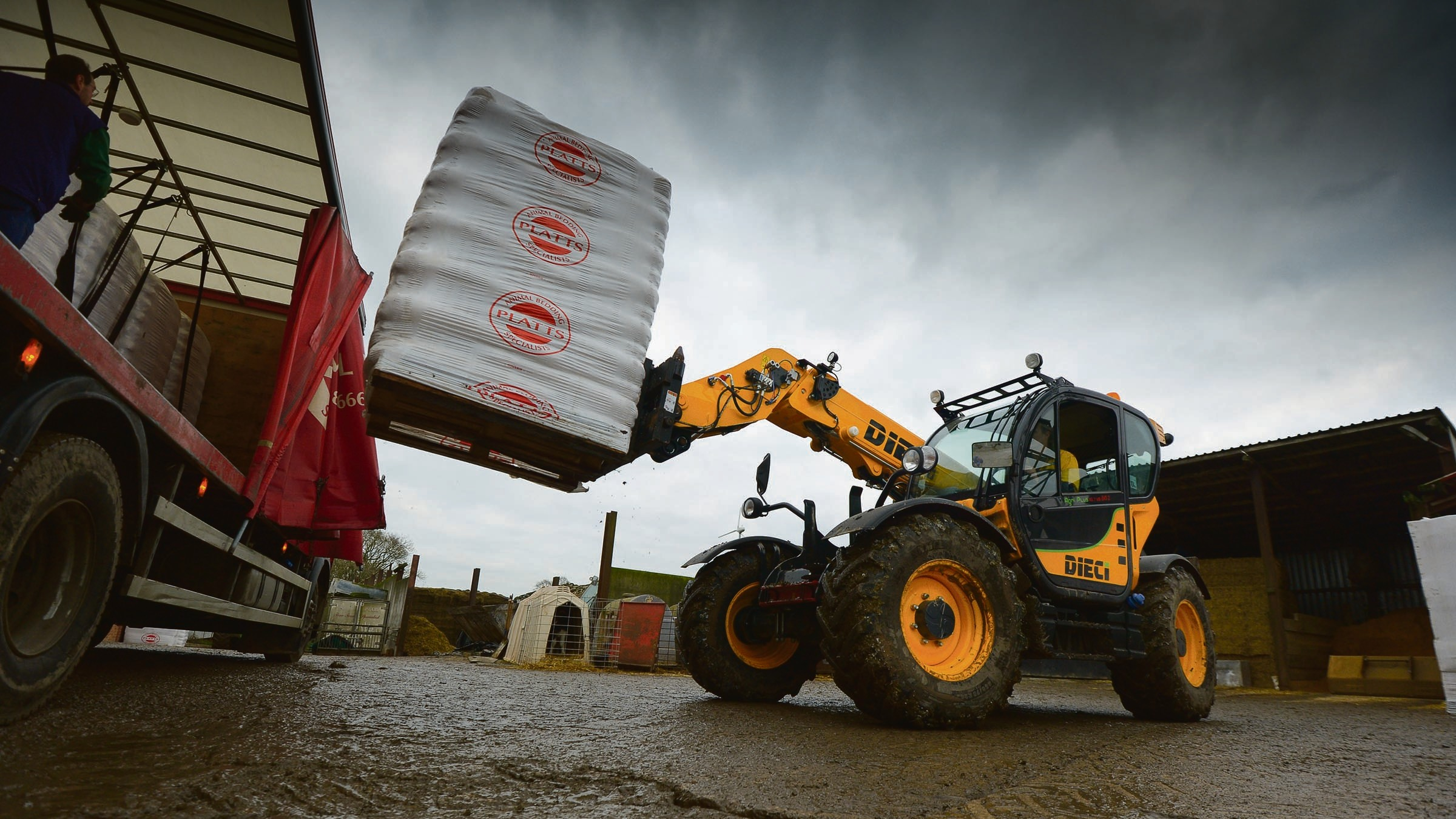 On Test: Dieci ready to rattle old guard with new telehandler
