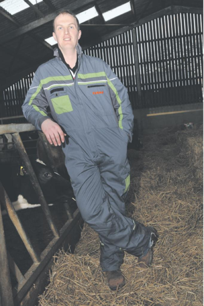 Overalls test: Claas by H.T. Hughes