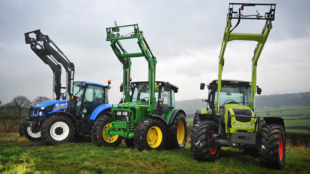 On test: Three loader tractors go head-to-head