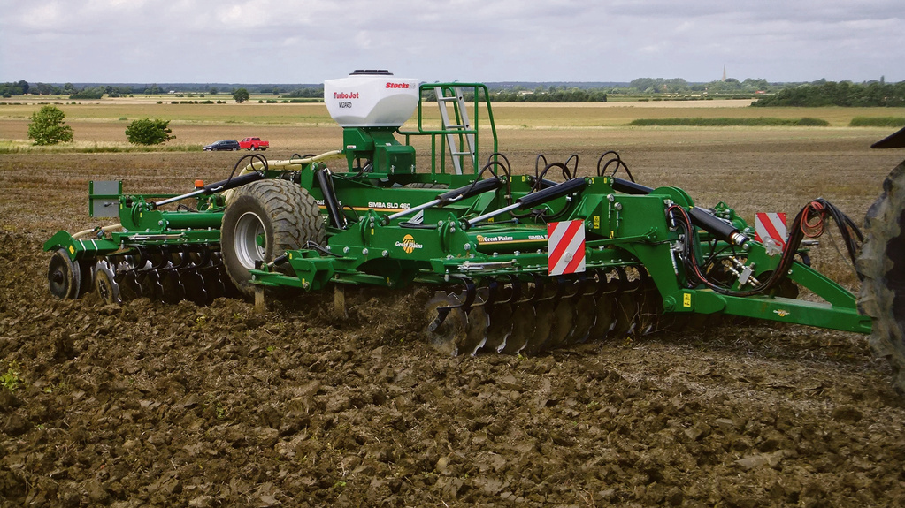 On test: In-depth test looks at Great Plains' SLD cultivator capabilities