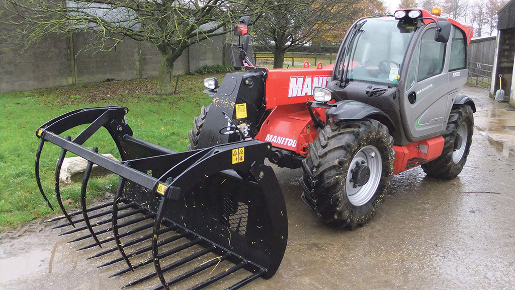 On test: New Manitou MLT 840 telehander