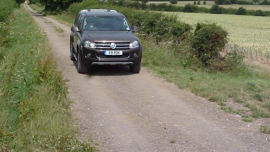 Volkswagen Amarok - competitive but not class-leading