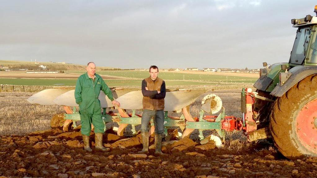 Farm focus: Scottish young farmer works with parents to secure farm future