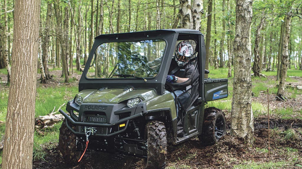 Learning how to get the best from a UTV