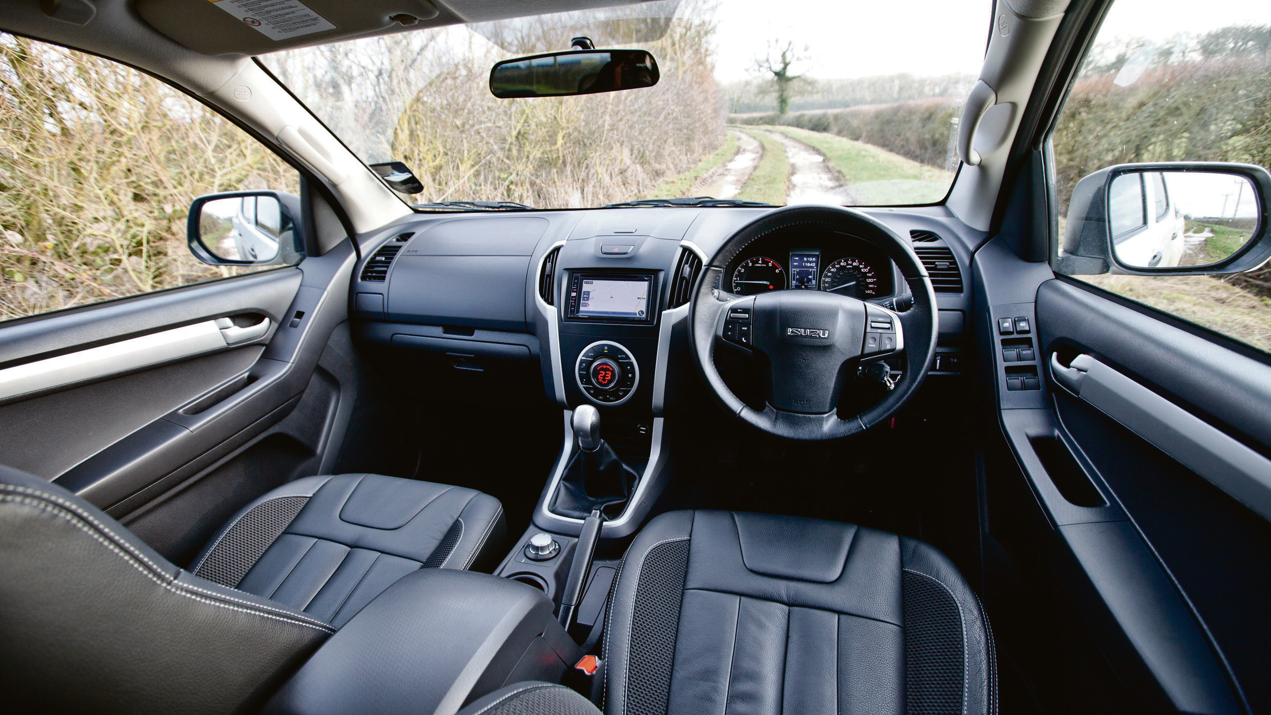 Inside the D-max