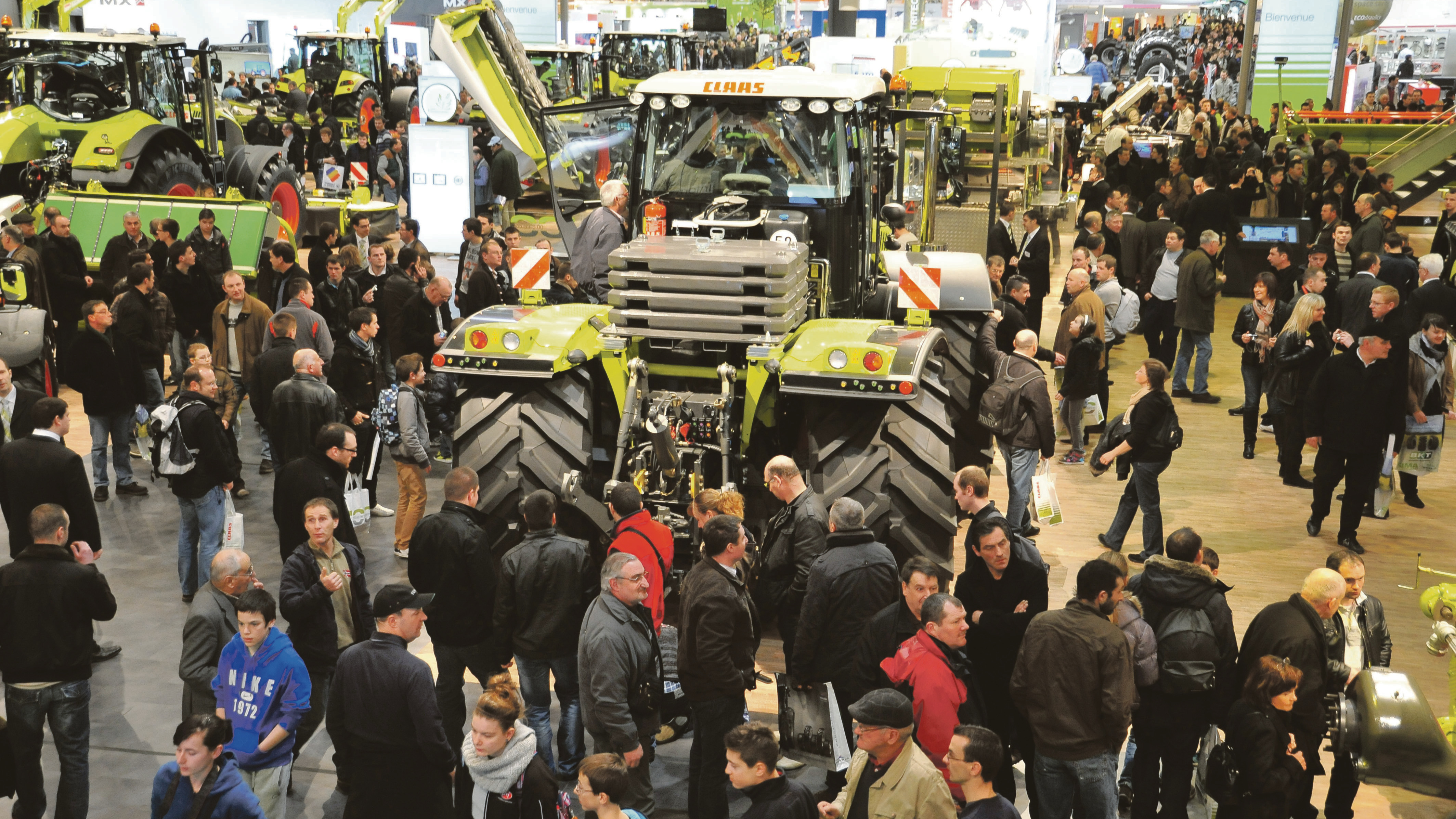 SIMA 2015: Plenty for visitors to look forward to at French show