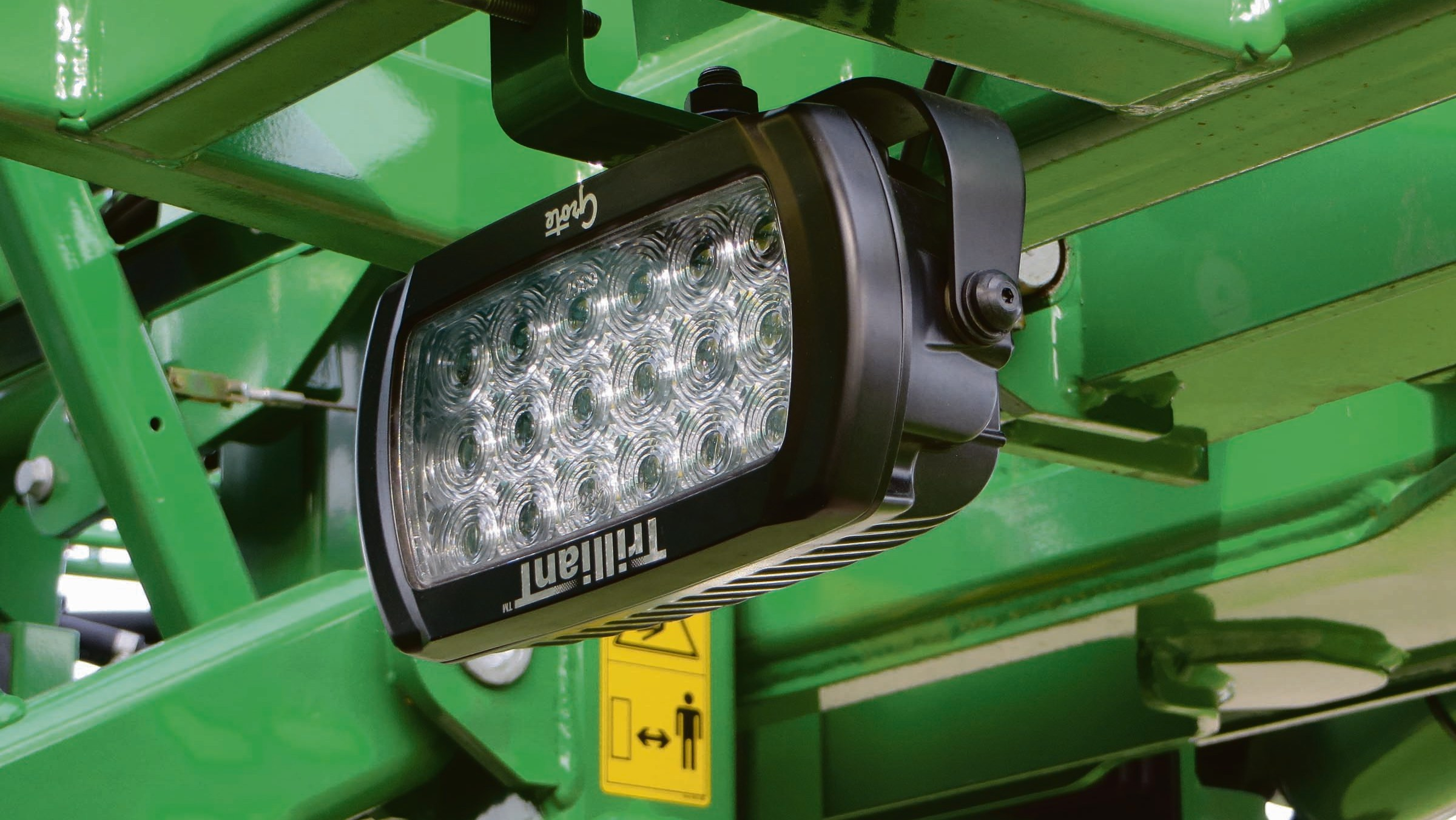 John Deere Hid Lights : Sprayers spreaders second generation sprayer builds on