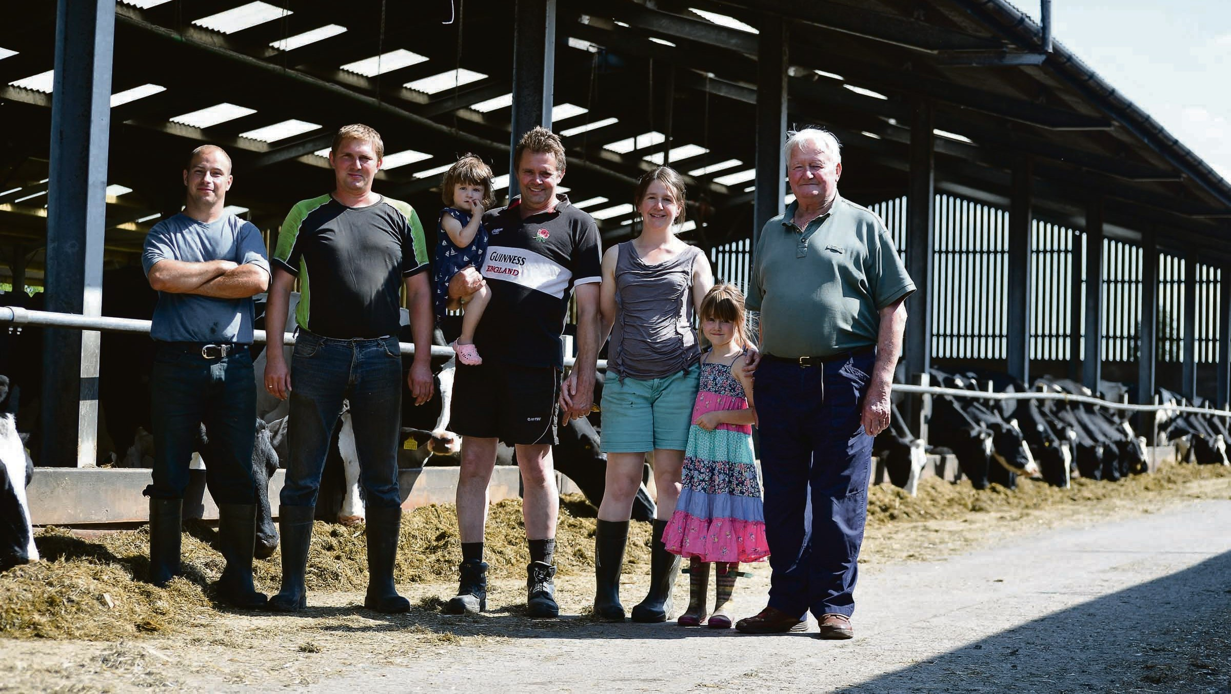 Farm focus: Investing in a new parlour and the future on a Peak District farm