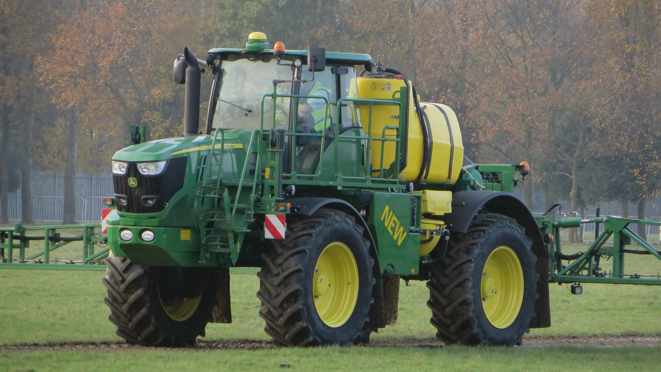 Sprayers & spreaders: Second generation sprayer builds on experience