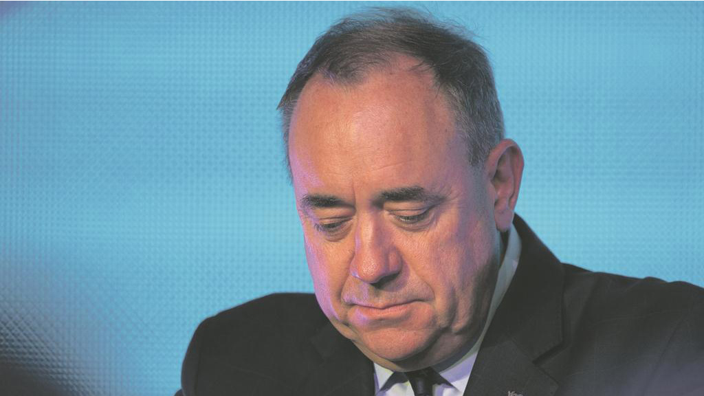Alex Salmond resigned as First Minister following the 'No' vote