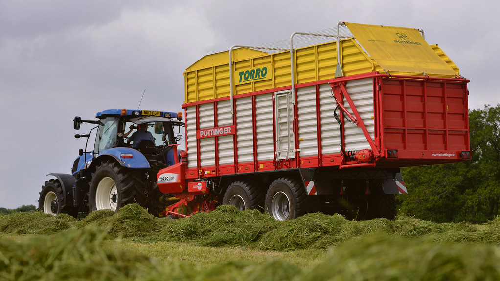 Getting the best from: Pottinger Torro 5100 forage wagon