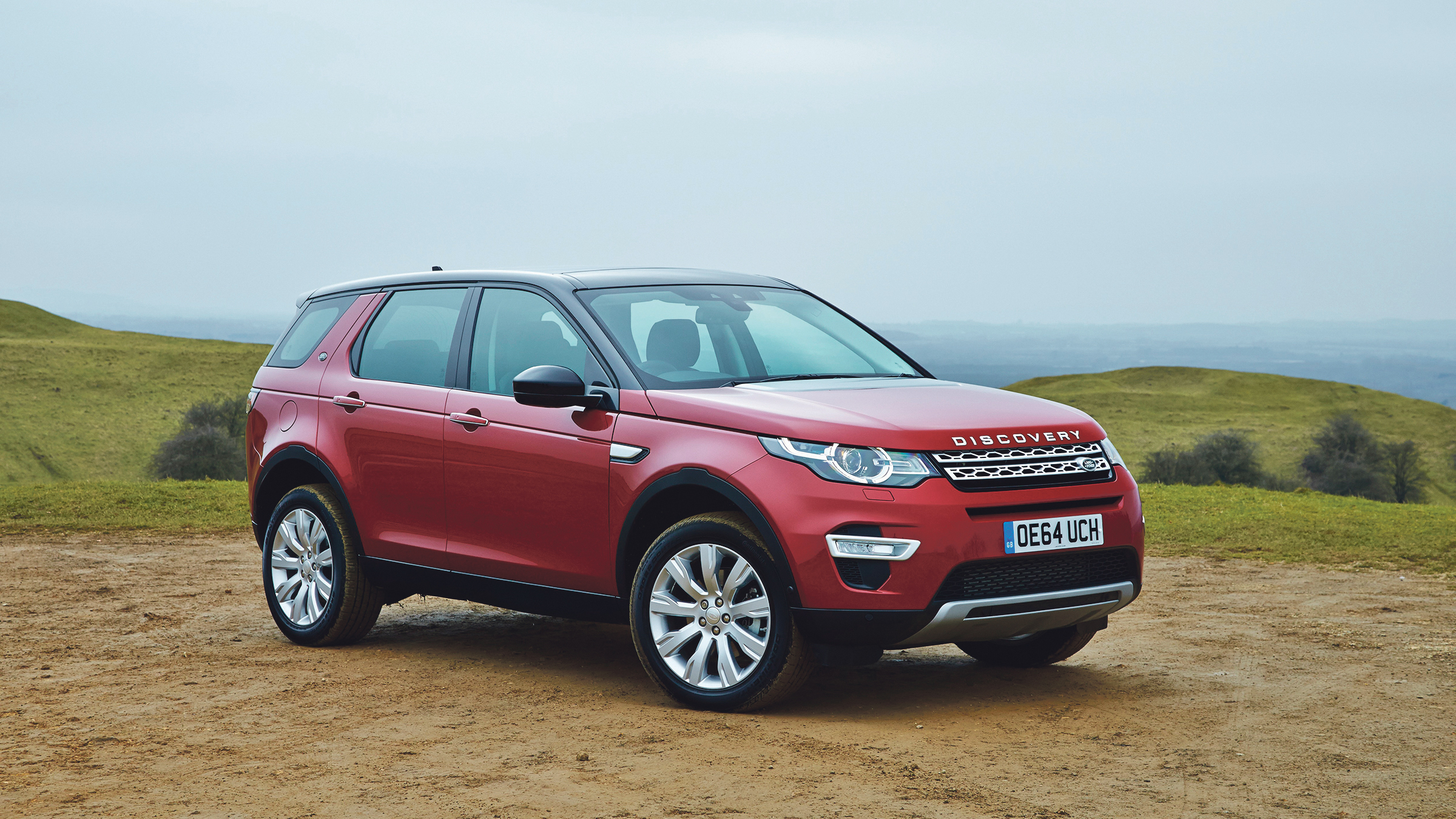 Practicality and versatility key with Discovery Sport