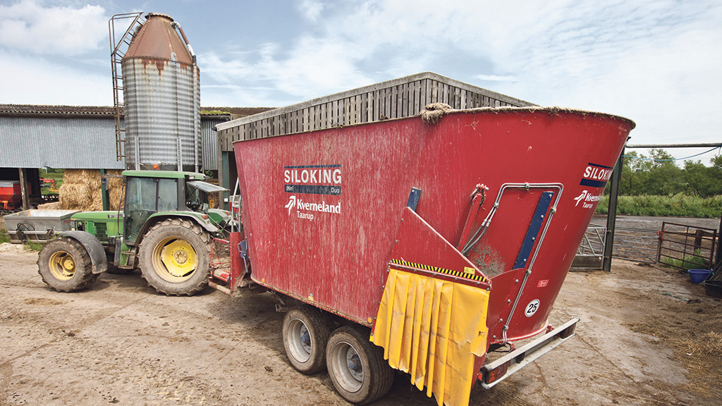 Buying advice for used vertical auger diet feeders