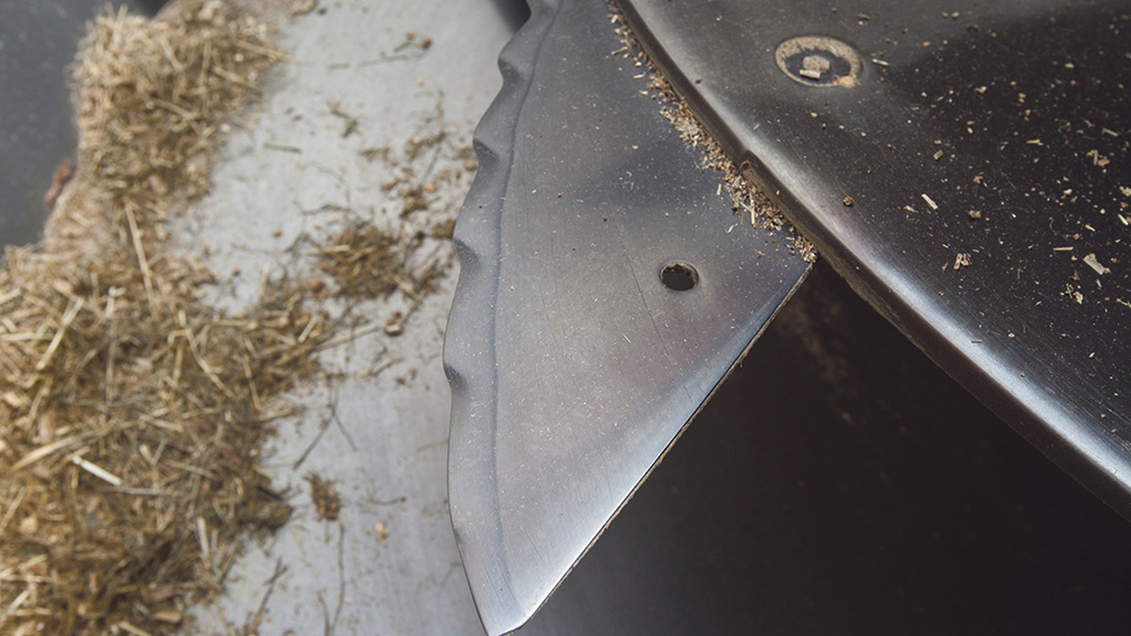 Knife condition