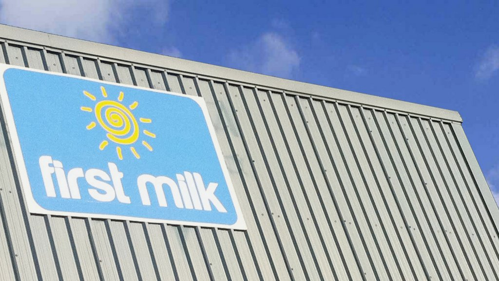 First Milk announces 1ppl milk price drop for February