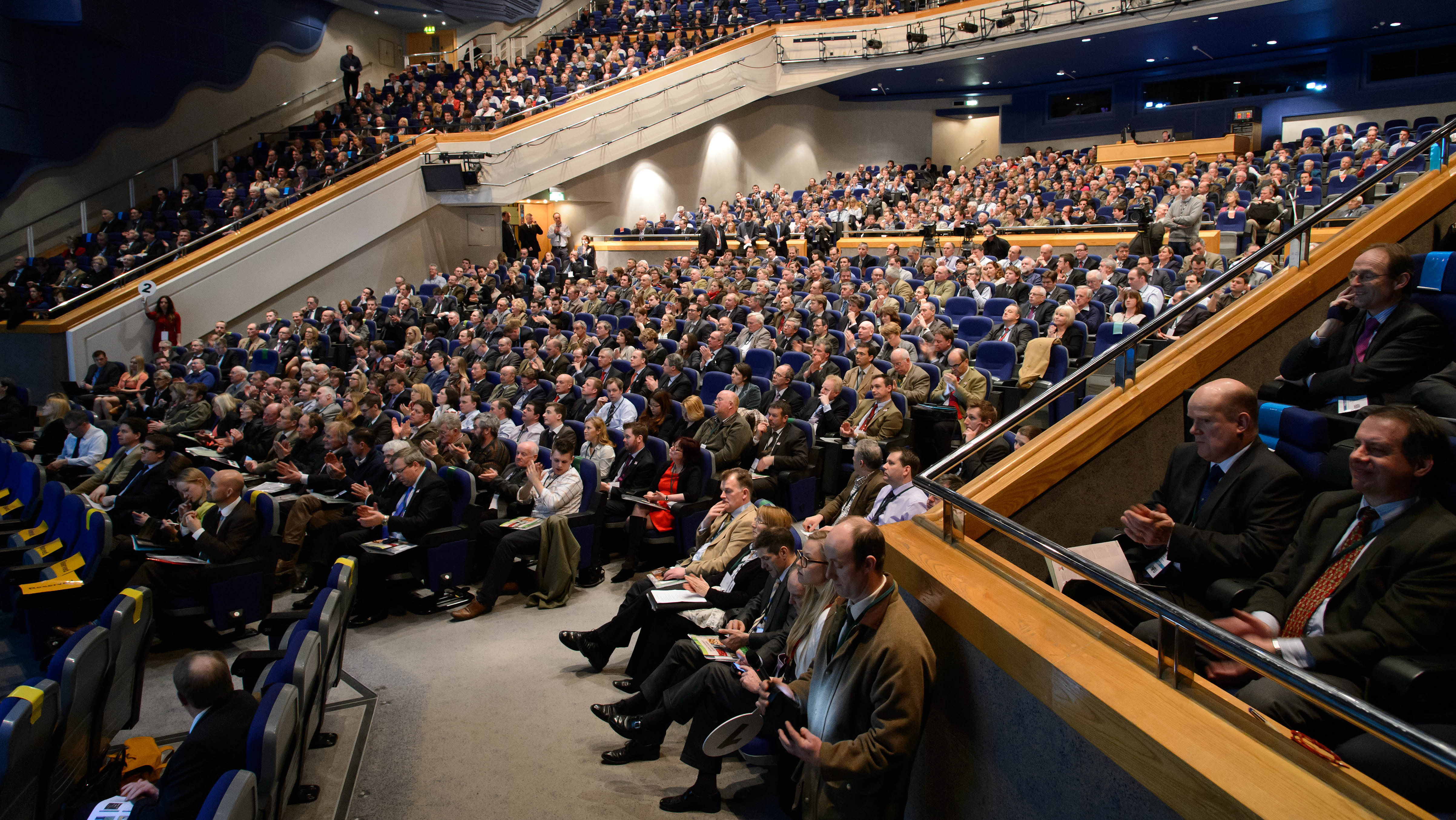 NFU15: Updates from NFU Conference