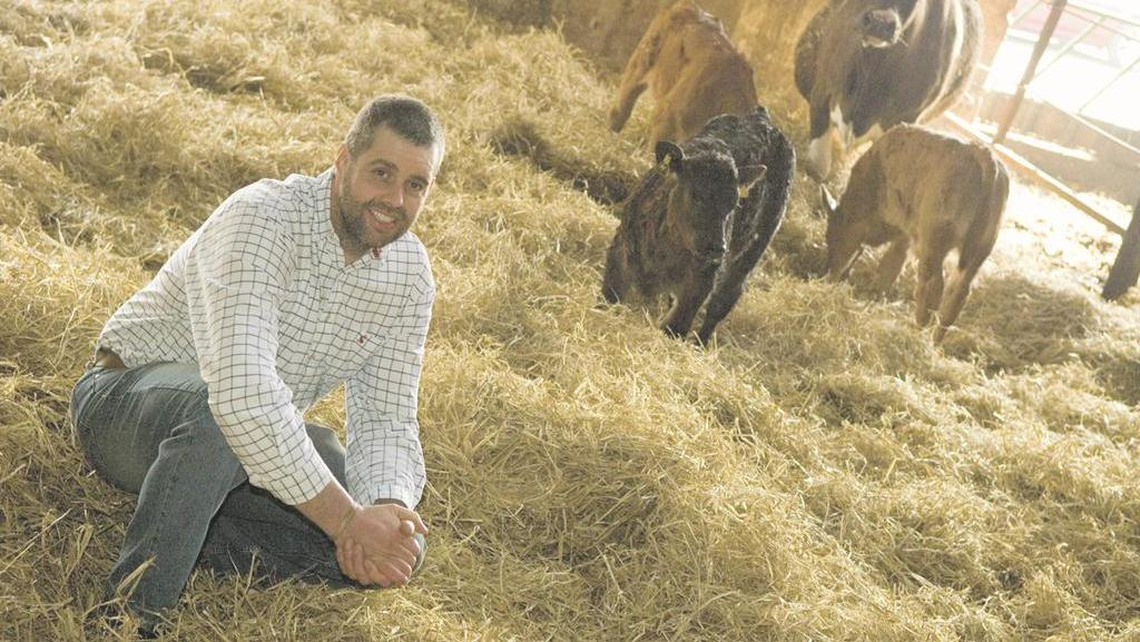 Peter Chapman: Calving taking over, and ground conditions need to improve