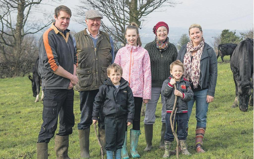 Farm focus: New Zealand type dairy system suits family farm