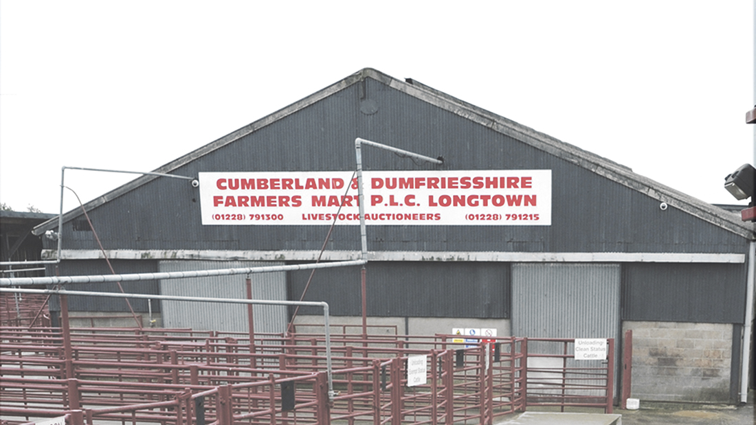 Longtown and Dumfries marts sold by administrators