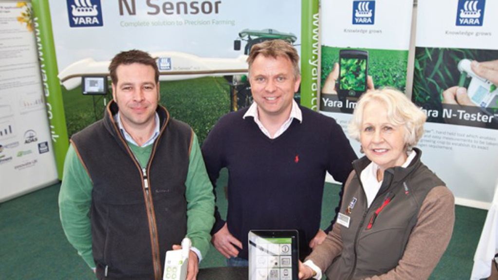 CropTec and Yara UK crop nutrition winners announced