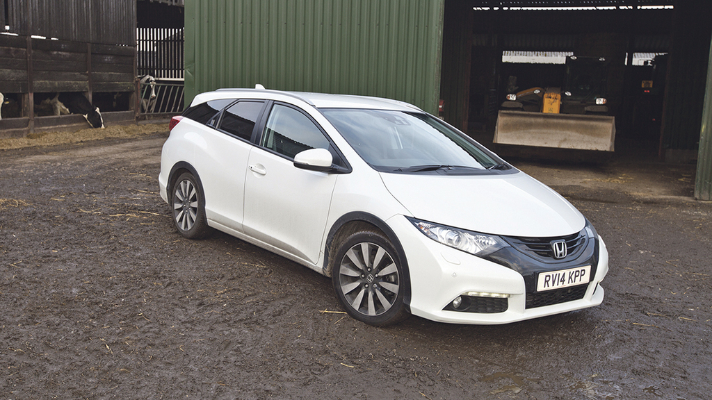 On-test: Honda's latest Civic Tourer impresses